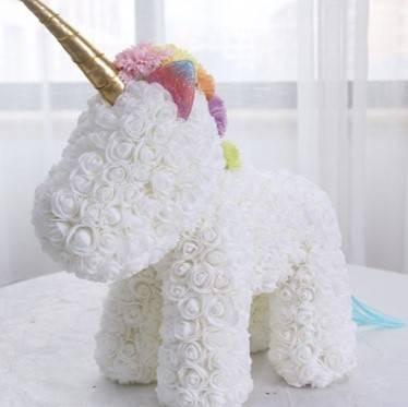 I am a White Unicorn