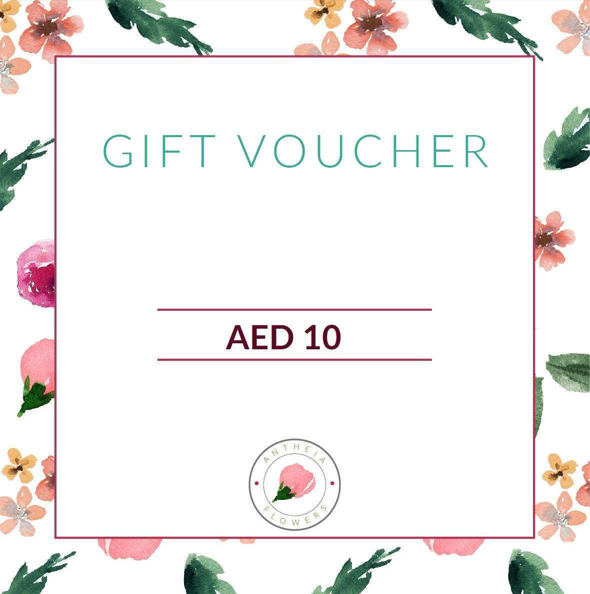 Gift Voucher AED 10
