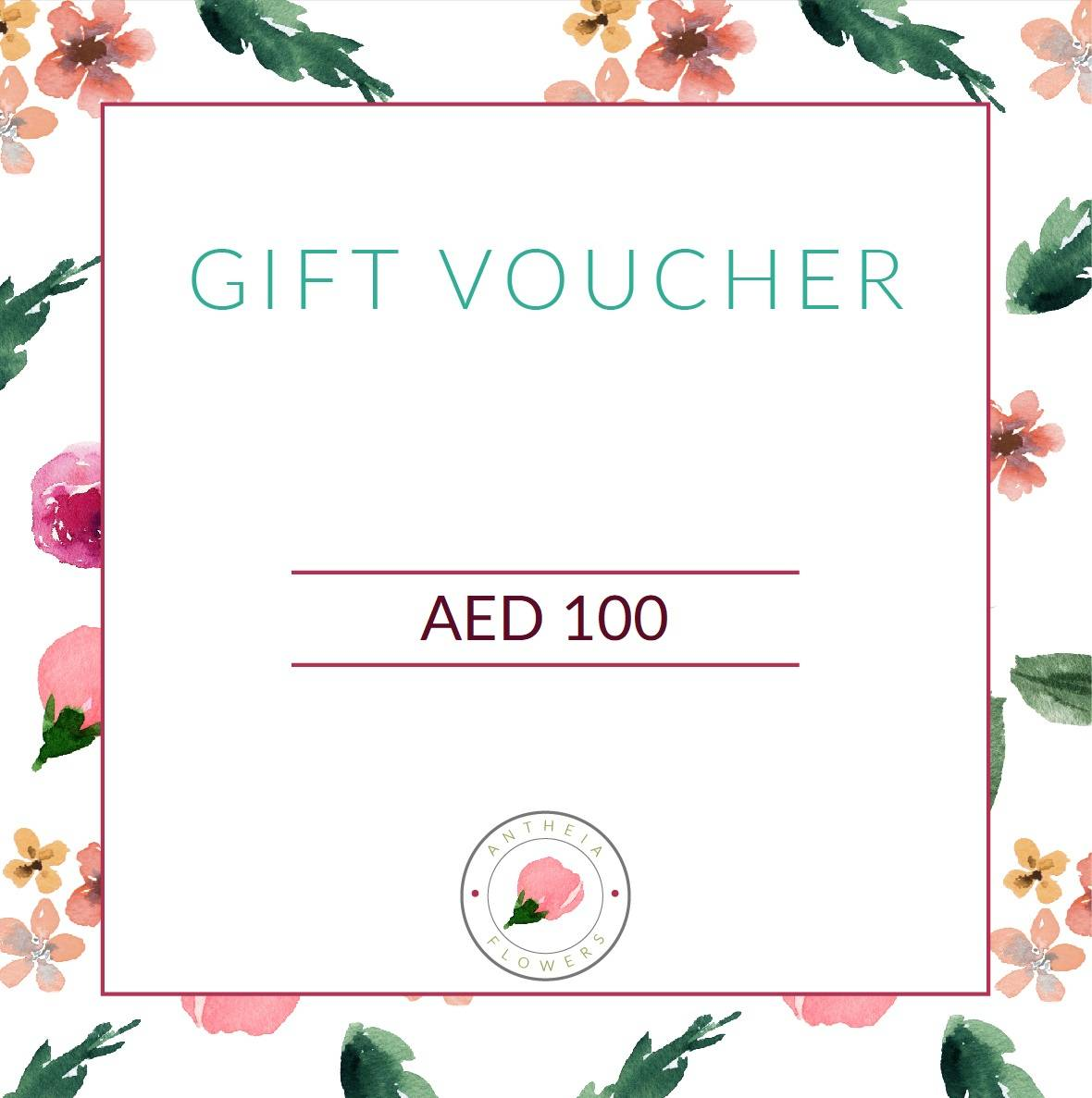 Gift Voucher AED 100